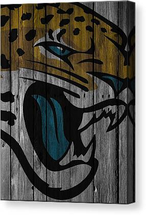 Jacksonville Jaguars Canvas Prints