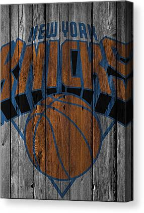 New York Knicks Canvas Prints