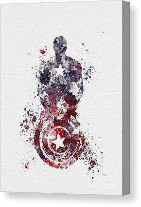 Avengers Canvas Prints
