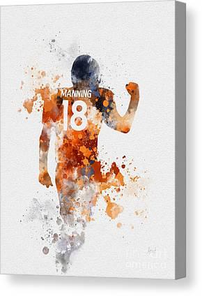 Indianapolis Colts Canvas Prints