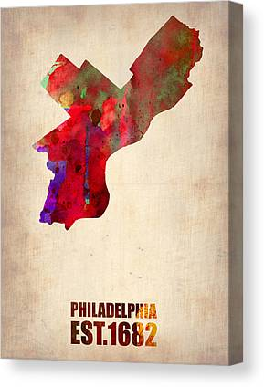 Philadelphia Canvas Prints