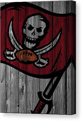 Tampa Bay Buccaneers Canvas Prints