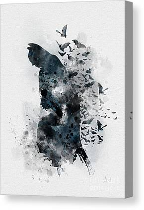 The Joker Canvas Prints