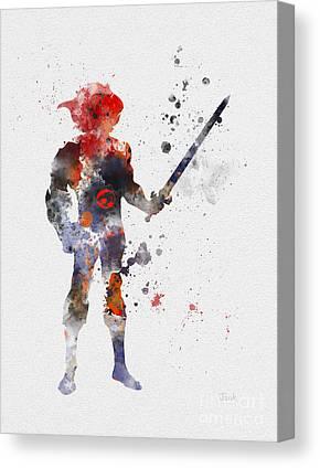 Thundercats Canvas Prints