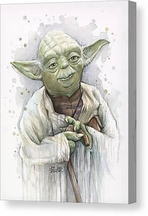 Star Wars Canvas Prints