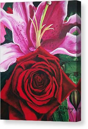 Sharon Knight Canvas Prints