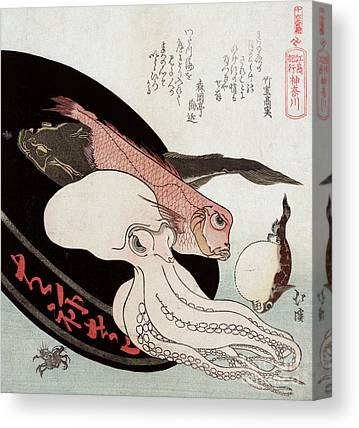 Designs Similar to Octopus And Ocean Fish