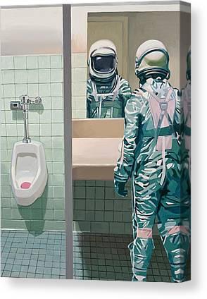 Science Fiction Canvas Prints