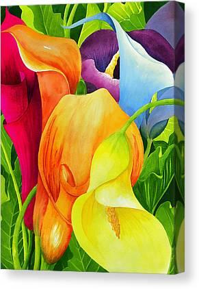 Callas Canvas Prints