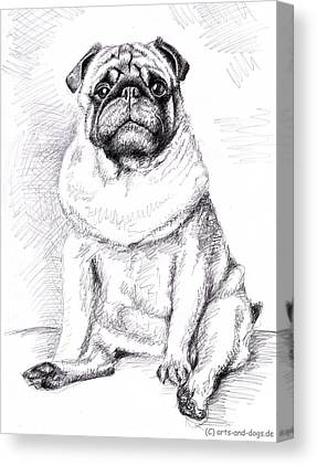 Designs Similar to Pug Anton by Nicole Zeug