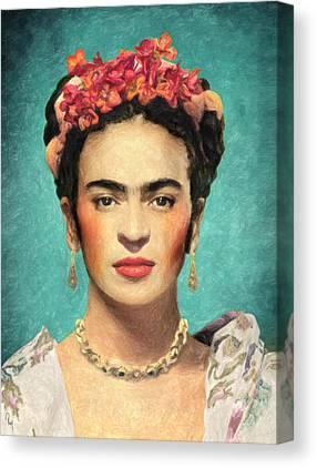 Cultural Canvas Prints