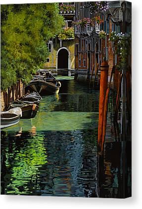 Gondola Canvas Prints