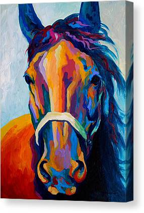 Wild Horses Canvas Prints