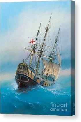 Netherlands Canvas Prints