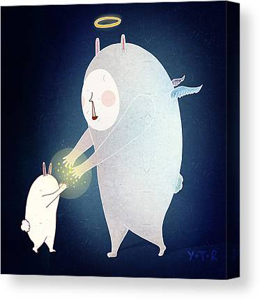 When You Wish Upon A Star Canvas Prints Fine Art America