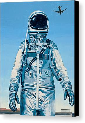 Science Fiction Canvas Prints