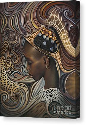 Kenyan Canvas Prints