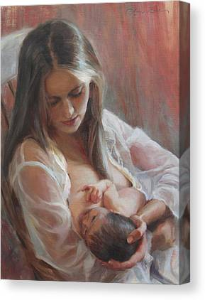 Mother Canvas Prints