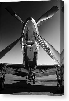 P51 Canvas Prints