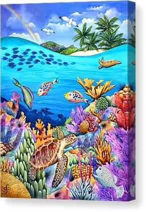 Carolyn Steele Canvas Prints