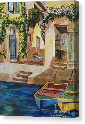 Authentic Inspiration Paintings Canvas Prints
