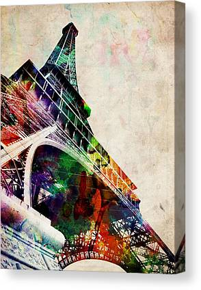 Landmark Canvas Prints