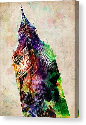 Parliament Canvas Prints