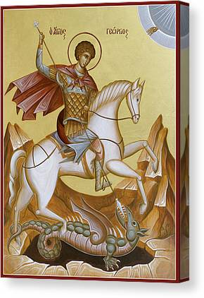 Christianm Sacred Canvas Prints