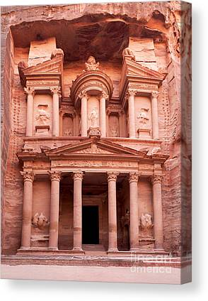 Nabatean Canvas Prints