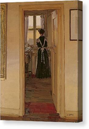 Gilman Harold 1876-1919 Paintings Canvas Prints