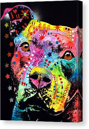 Animal Artwork Canvas Prints