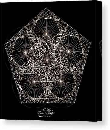 Algebra Canvas Prints