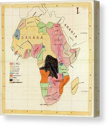 Dahomey Canvas Prints | Fine Art America on