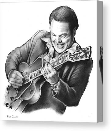 Grand Ole Opry Canvas Prints