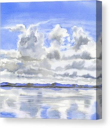 Clouds Canvas Prints