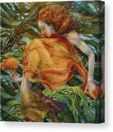 Metamorphosis Canvas Prints