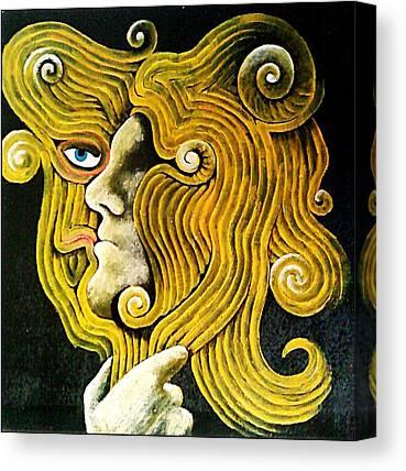 Illusory Appearances Canvas Prints