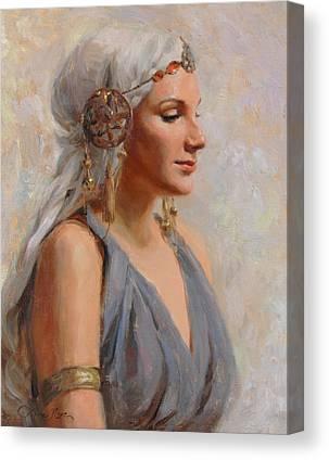 Greek Mythology Canvas Prints