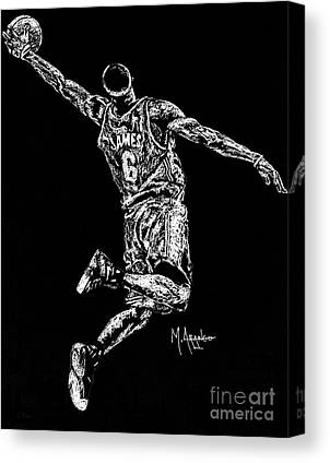 Mvp Drawings Canvas Prints
