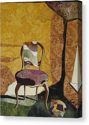 Chairs Tapestries Textiles Canvas Prints