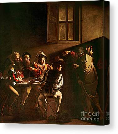 Caravaggio Canvas Prints