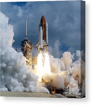 Liftoff Canvas Prints