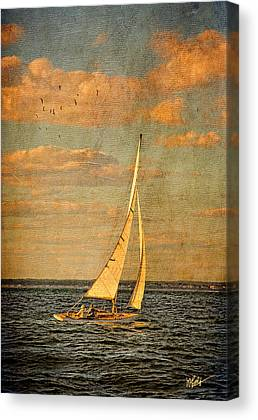 Cape Cod Mixed Media Canvas Prints