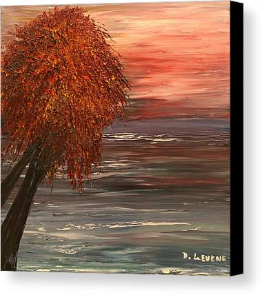 Fall Scenery Paintings Limited Time Promotions
