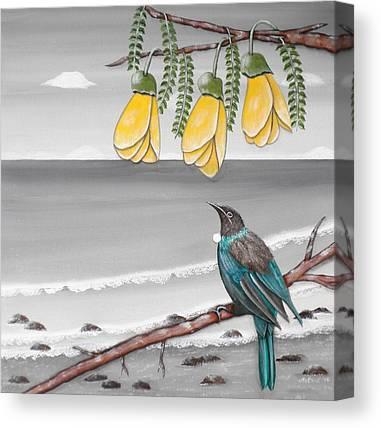 Kiwis Canvas Prints