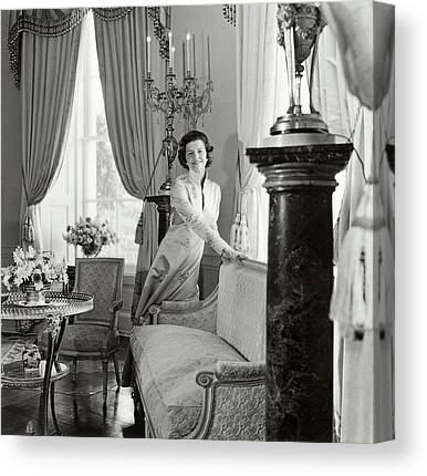Betty Ford Canvas Prints