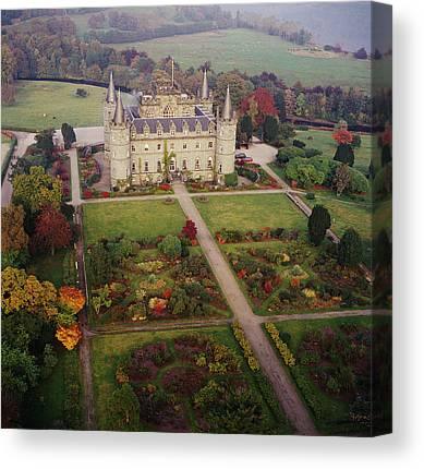 Inverary Castle Canvas Prints