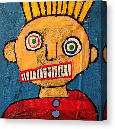 Brian Wilson Canvas Prints