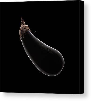 Eggplants Canvas Prints