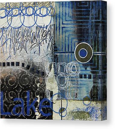 Raw Umber Canvas Prints